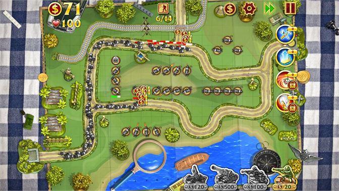 Get Kingdom Rush - Tower Defense - Microsoft Store en-RW