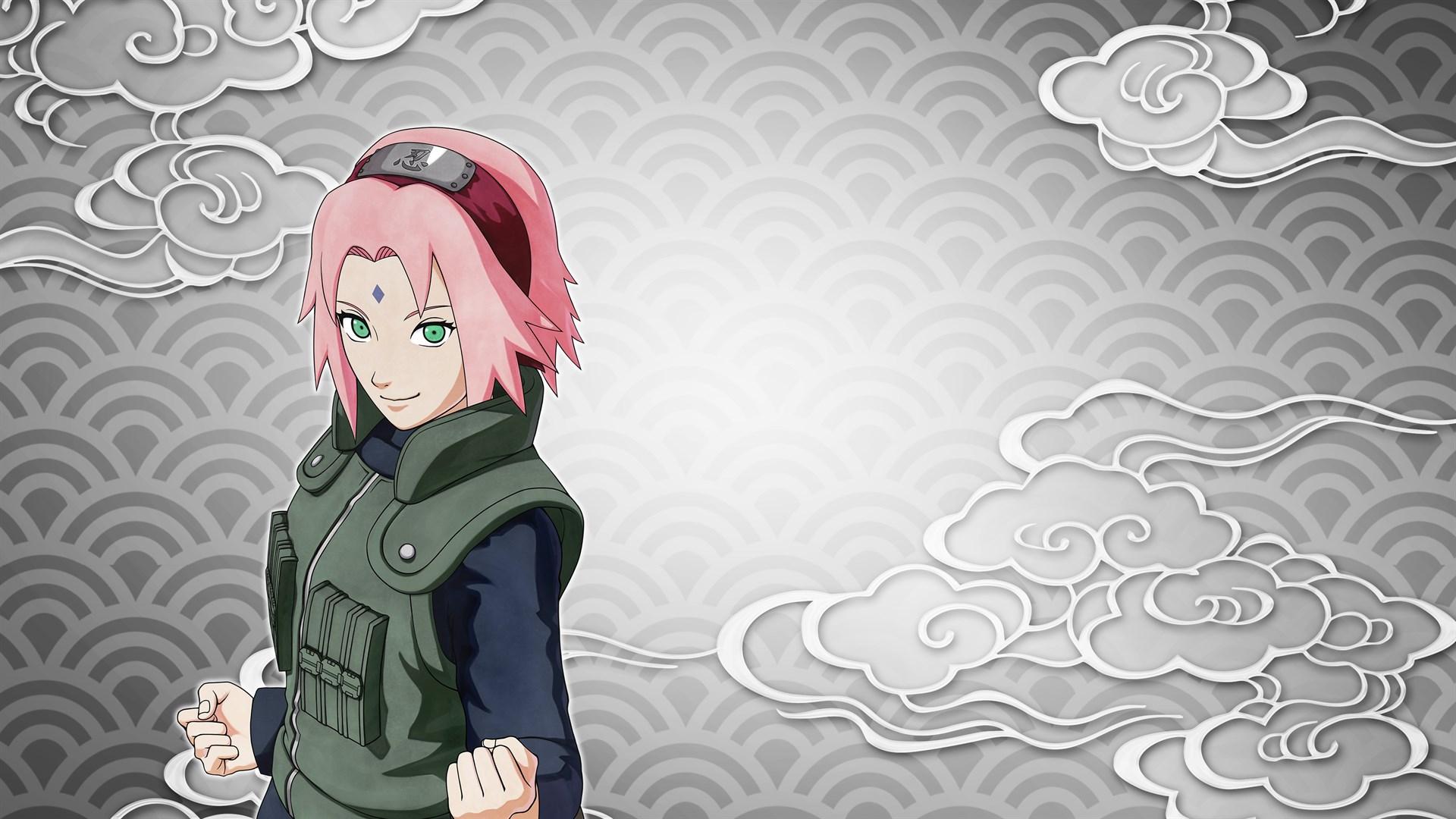 NTBSS: Master Character Training Pack - Sakura Haruno (Great Ninja War)
