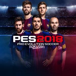 PRO EVOLUTION SOCCER 2018 Xbox One