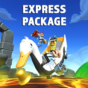Totally Reliable Delivery Service Express Package Xbox One