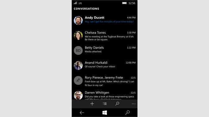 Get Microsoft Messaging - Microsoft Store