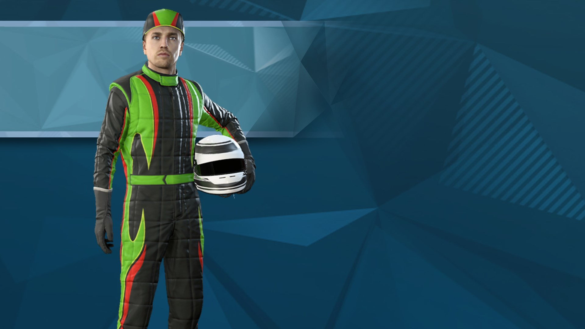 F1® 2019 WS: Suit 'Green Waves'