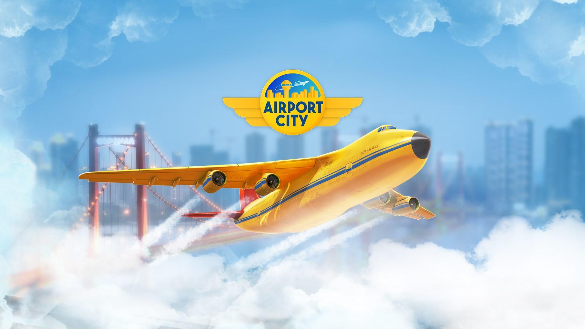 Get Airport City - Microsoft Store