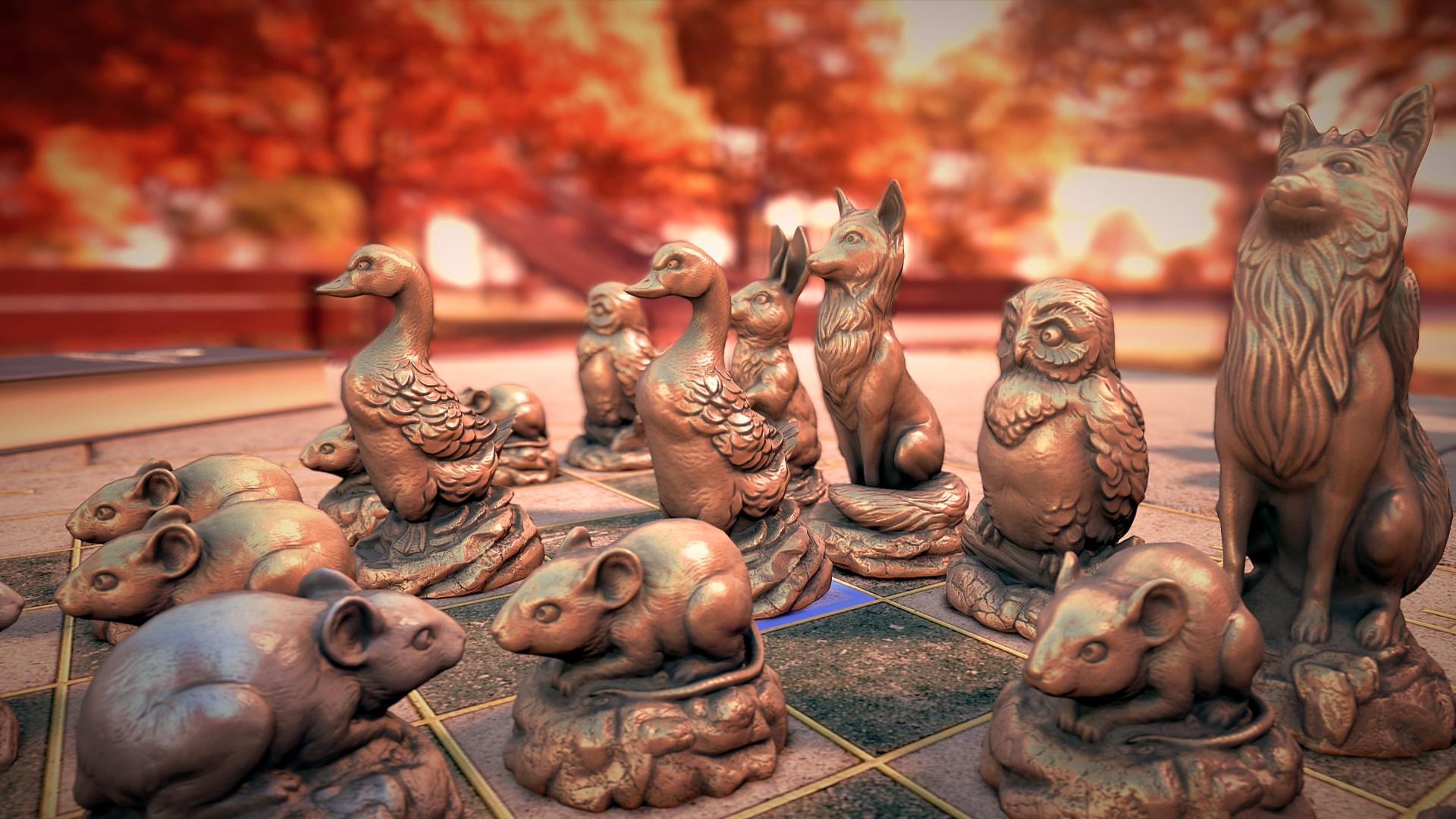 Парк Pure Chess игровой комплект