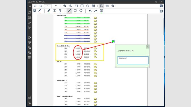Get Real Pdf Editor Microsoft Store