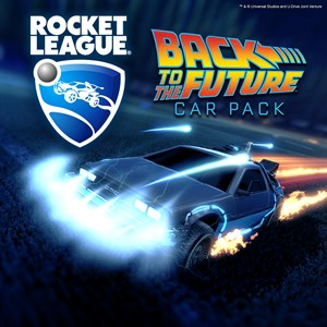 Rocket League® - Back to the Future™ Car Pack Xbox One
