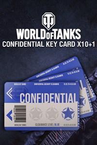 World of Tanks — 10 Персональных карт доступа + 1 как бонус!