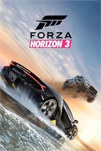 Carátula del juego Forza Horizon 3 Standard Edition