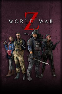 World War Z – War Heroes Pack