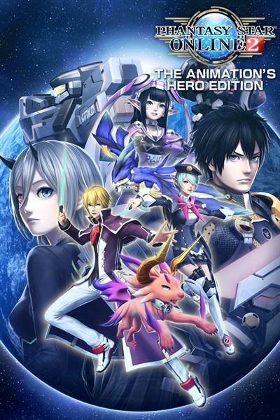 Phantasy Star Online 2 -The Animation's Hero Edition-