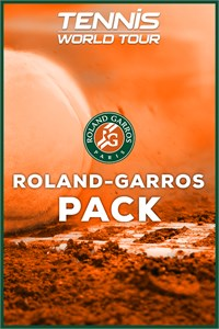 Carátula del juego Tennis World Tour - Roland-Garros pack