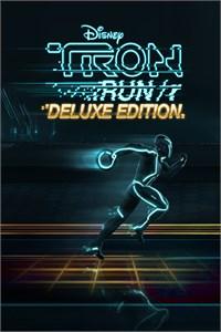 Carátula del juego TRON RUN/r (Deluxe Bundle)