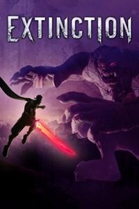 Carátula del juego Extinction: Skybound Sentinel