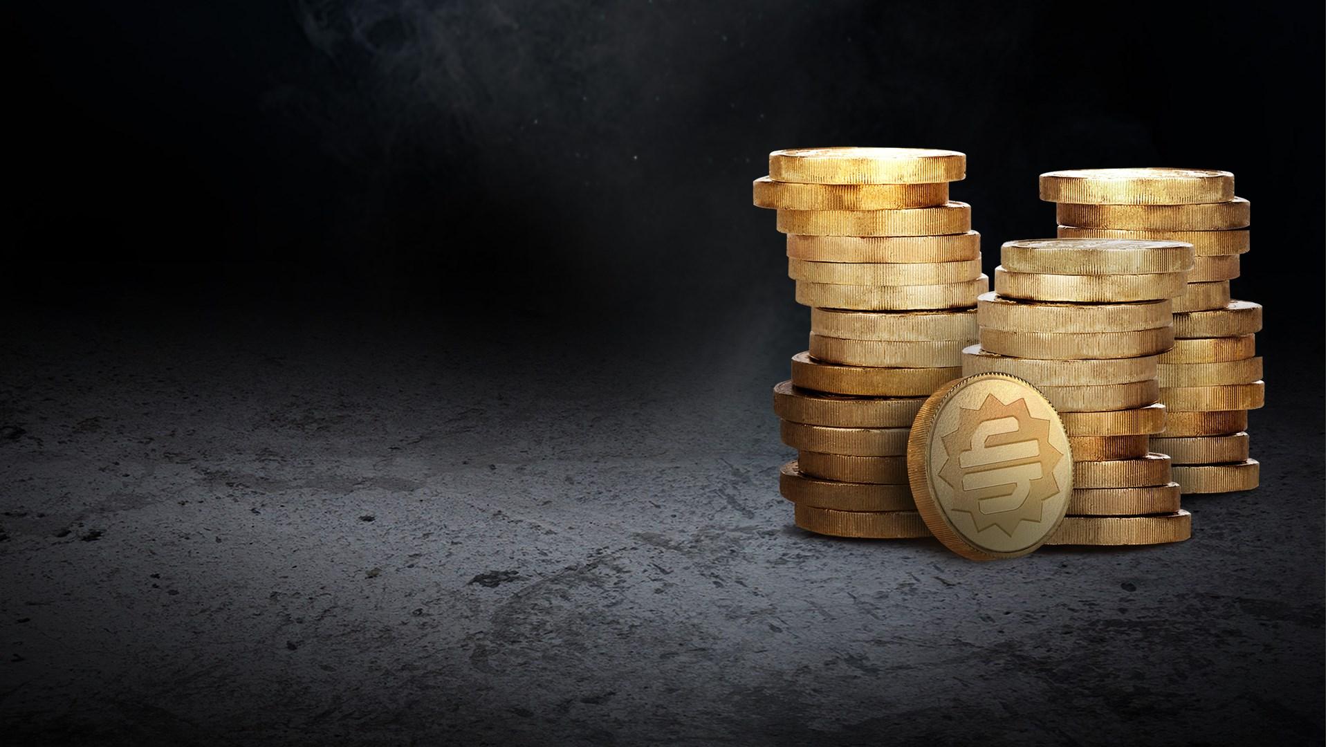 Tom Clancy's The Division – Pacote com 4600 Créditos Premium