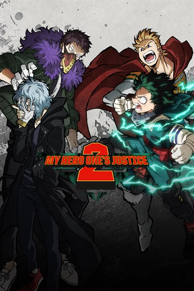 MY HERO ONE'S JUSTICE 2   License