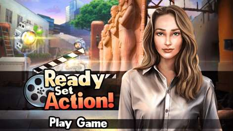Hidden Object : Film Ready Action Screenshots 1