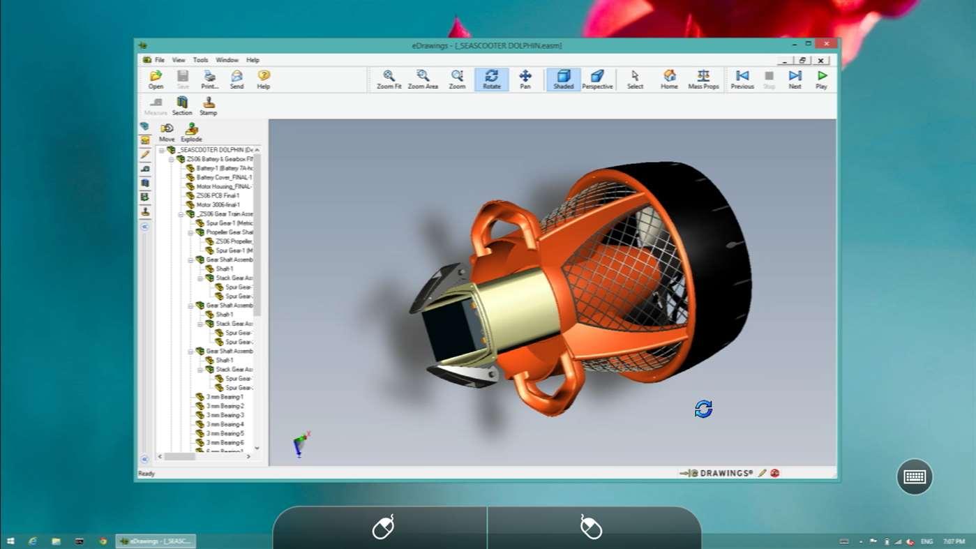 Splashtop 2 - Remote Desktop for Windows RT screenshot