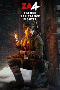 Zombie Army 4: French Resistance Fighter Character