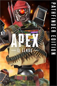 Carátula del juego Apex Legends - Pathfinder Edition