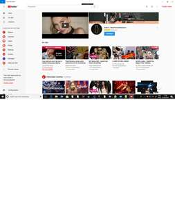 YouTube PWA screenshot 1