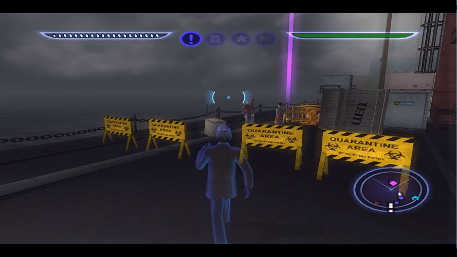 Destroy All Humans! Screenshot
