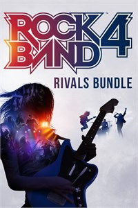 Carátula del juego Rock Band 4 Rivals Bundle