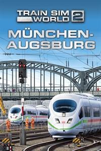 Carátula del juego Train Sim World 2: Hauptstrecke München - Augsburg