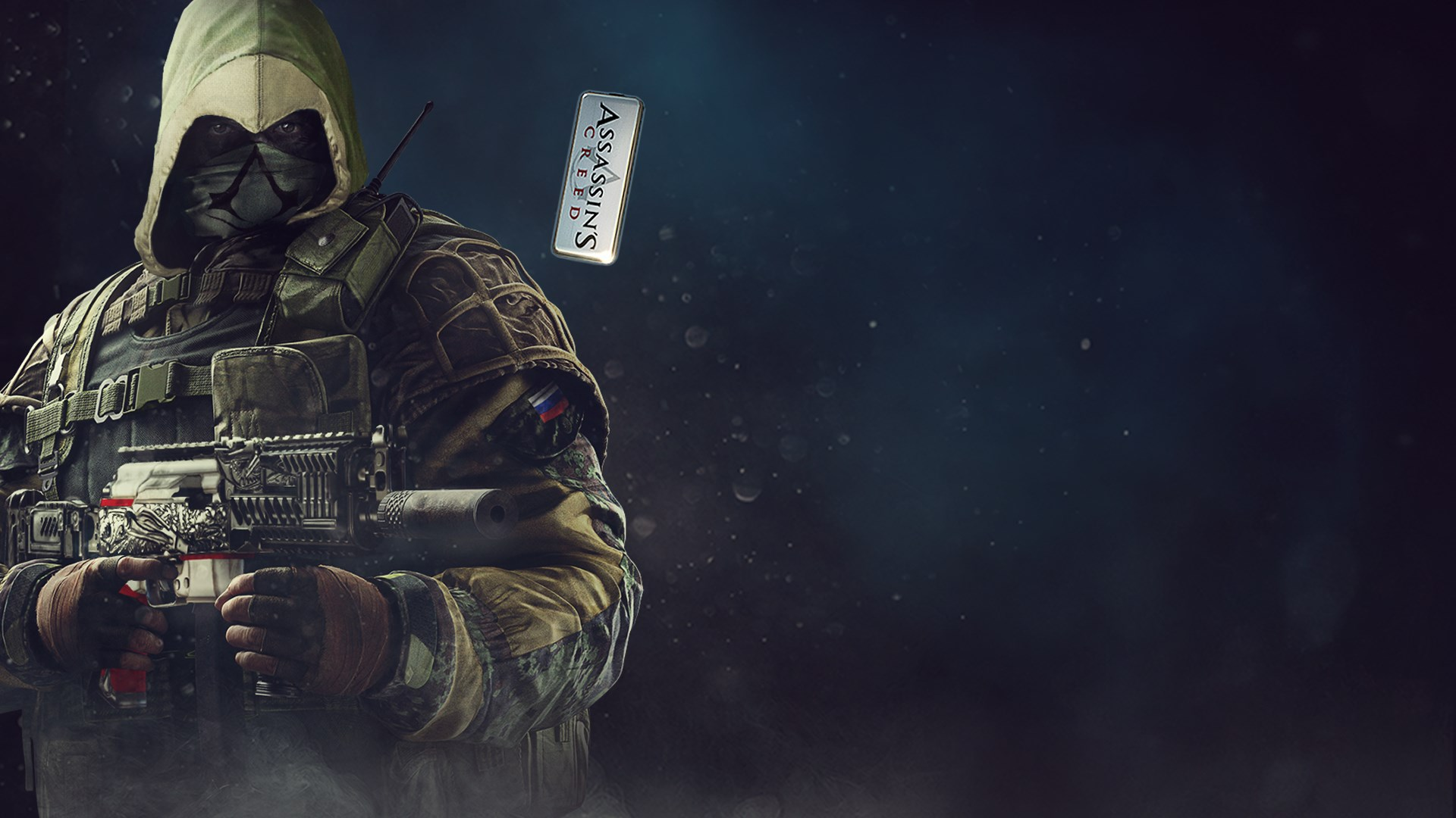 Buy Tom Clancy S Rainbow Six Siege Kapkan S Assassin S Creed