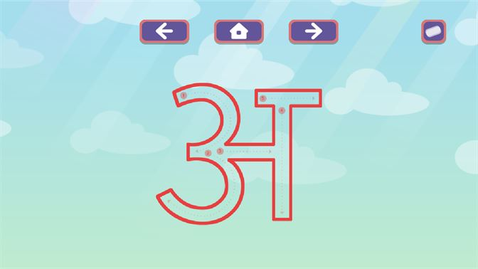Get Hindi Letter Tracing - Microsoft Store
