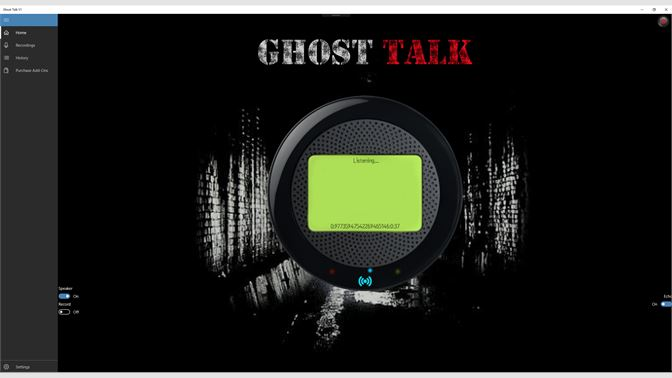 Get Ghost Talk - Microsoft Store