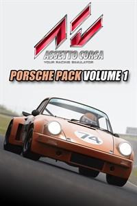 Carátula del juego Assetto Corsa - Porsche Pack #1 DLC