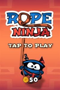 Rope Frog Ninja