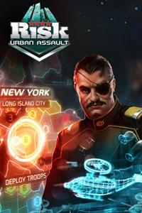 Carátula del juego Risk: Urban Assault