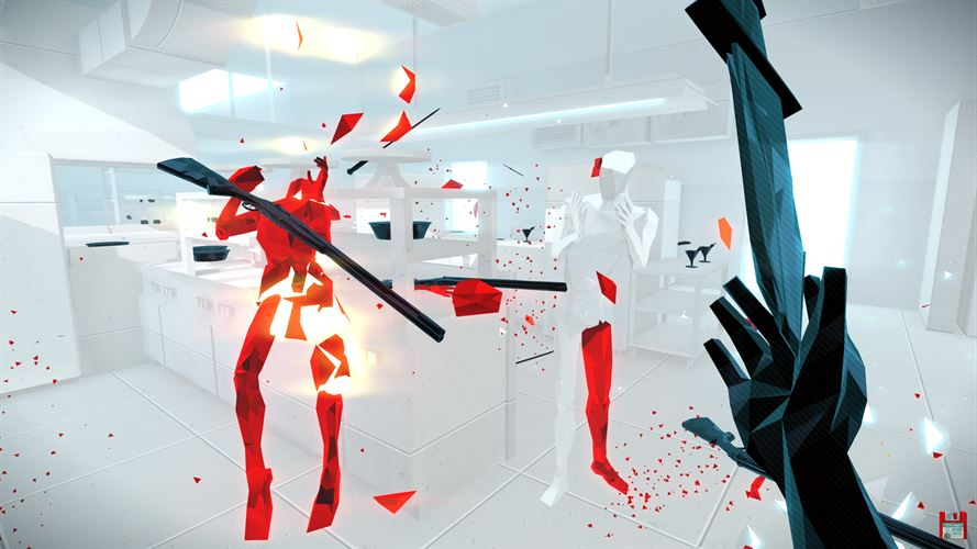SUPERHOT: MIND CONTROL DELETE Screenshot