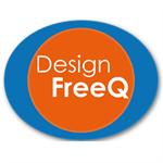 DesignFreeQ Logo