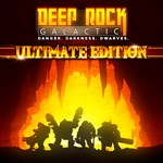 Deep Rock Galactic - Ultimate Edition Logo