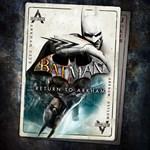 Batman: Return to Arkham Logo