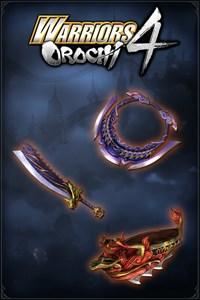Carátula del juego WARRIORS OROCHI 4: Legendary Weapons Wu Pack 1