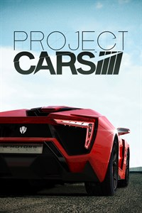 Project CARS - Free Car 1 (Lykan Hypersport)