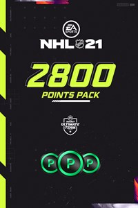 NHL™ 21 2800 Points Pack