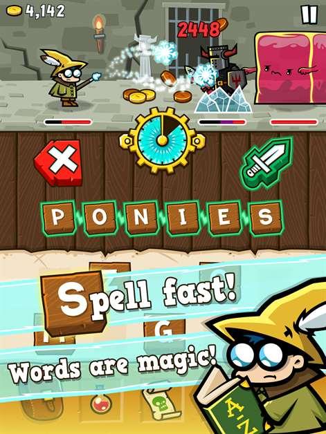 Spellspire Screenshots 1