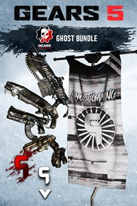 Gears 5 Esports - Ghost Gaming Bundle
