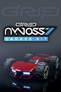 Carátula del juego Nyvoss Garage Kit