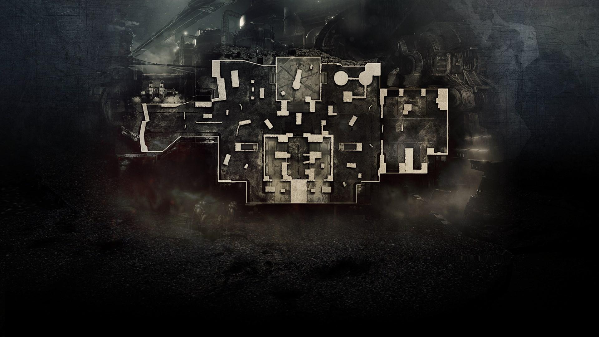 Карта: «Топливный склад»