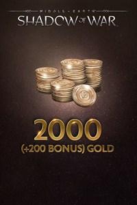 Carátula del juego 2000 (+200 Bonus) Gold