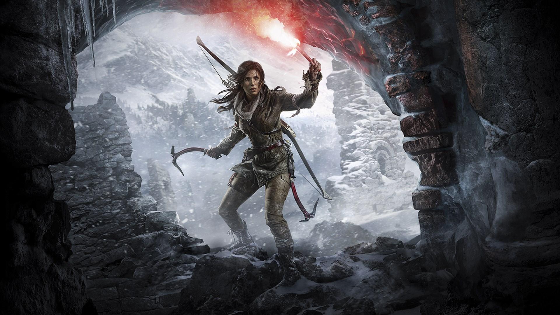 Buy Rise Of The Tomb Raider Microsoft Store En In