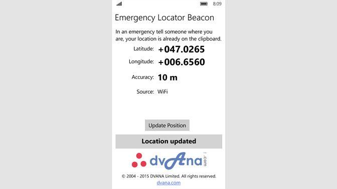 Get Emergency Locator Beacon - Microsoft Store