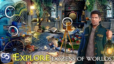 Hidden City®: Hidden Object Adventure Screenshots 2