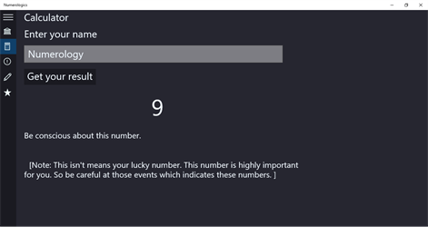 Numerologics Screenshots 1