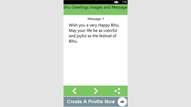 Get bihu greetings images and messages microsoft store en bh screenshot screenshot screenshot screenshot screenshot m4hsunfo